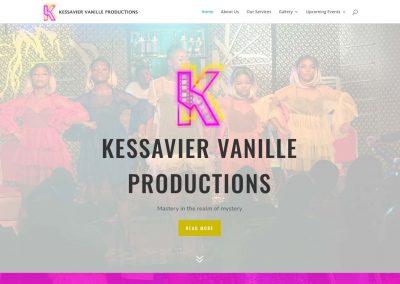 Kessavier Vanille Productions