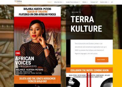 Terra Kulture Arts & Studios Limited